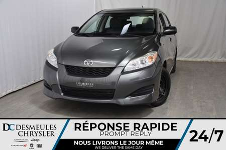 2011 Toyota Matrix Manuelle * 5 Portes for Sale  - DC-A1145  - Blainville Chrysler