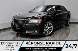 2014 Chrysler 300 S + toit ouv + bancs chauff + bluetooth  - DC-D1879  - Desmeules Chrysler