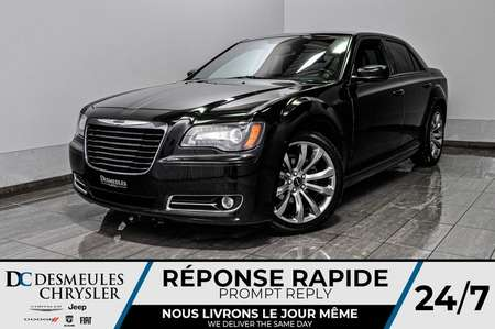2014 Chrysler 300 S + toit ouv + bancs chauff + bluetooth for Sale  - DC-D1879  - Desmeules Chrysler