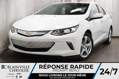 2018 Chevrolet Volt LT + MAGS + BLUETOOTH + AUDIO BOSE for Sale  - BC-P1204  - Desmeules Chrysler