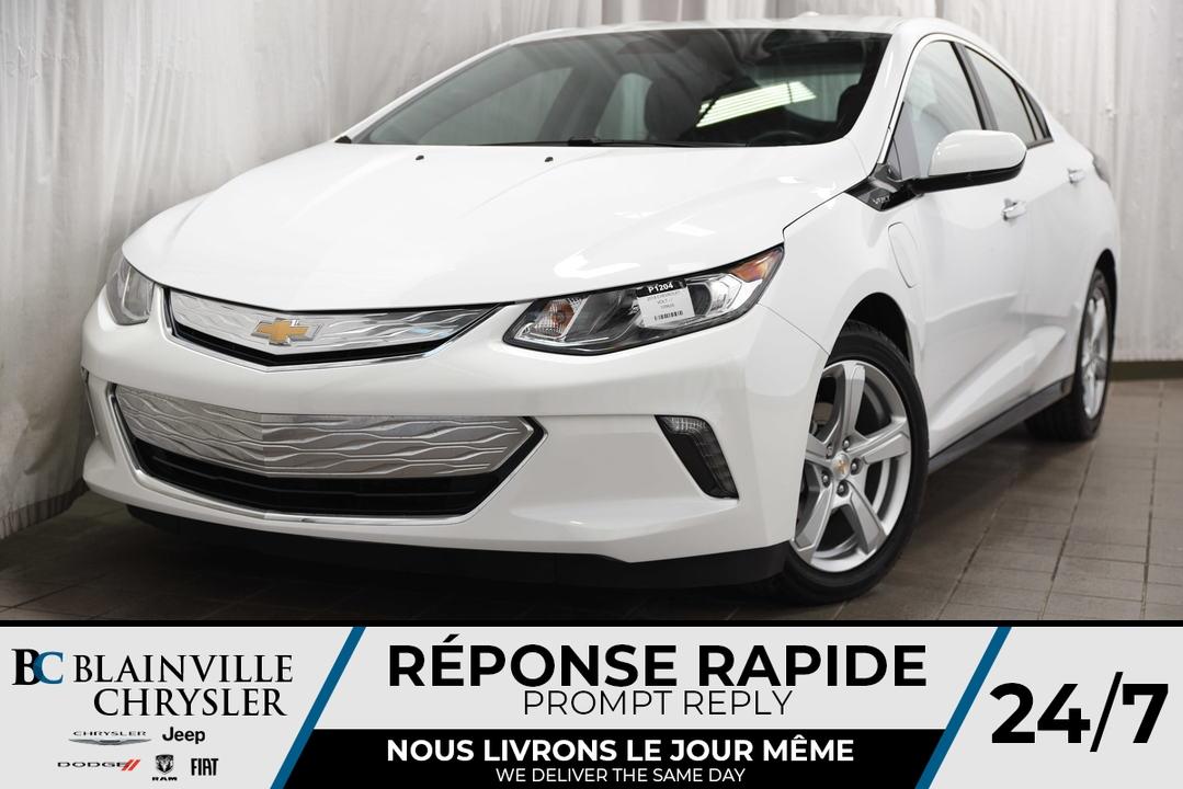 2018 Chevrolet Volt  - Desmeules Chrysler