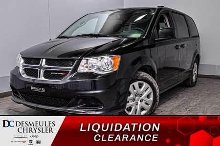 2019 Dodge Grand Caravan SXT + A/C MULTI + CAM RECUL *81$/Sem for Sale  - DC-90540  - Desmeules Chrysler