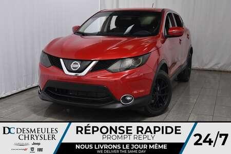 2018 Nissan Qashqai SV * Manuelle * Bancs Chauff * Cam Rec for Sale  - DC-M1172  - Desmeules Chrysler