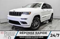 2020 Jeep Grand Cherokee Limited X+ UCONNECT + WIFI + TOIT OUV *145$/SEM  - DC-20285  - Desmeules Chrysler