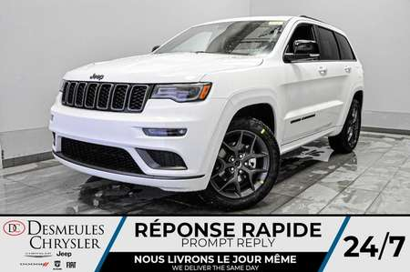 2020 Jeep Grand Cherokee Limited X+ UCONNECT + WIFI + TOIT OUV *150$/SEM for Sale  - DC-20285  - Blainville Chrysler