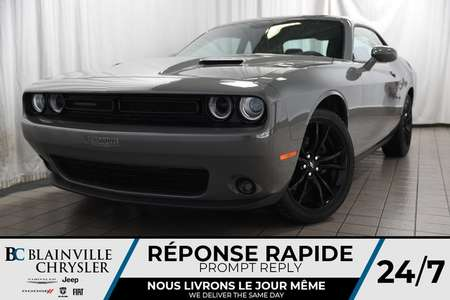 2018 Dodge Challenger 111$/SEM + SXT + V6 3.6L + MAGS + BLUETOOTH + CUIR for Sale  - BC-P1188  - Blainville Chrysler