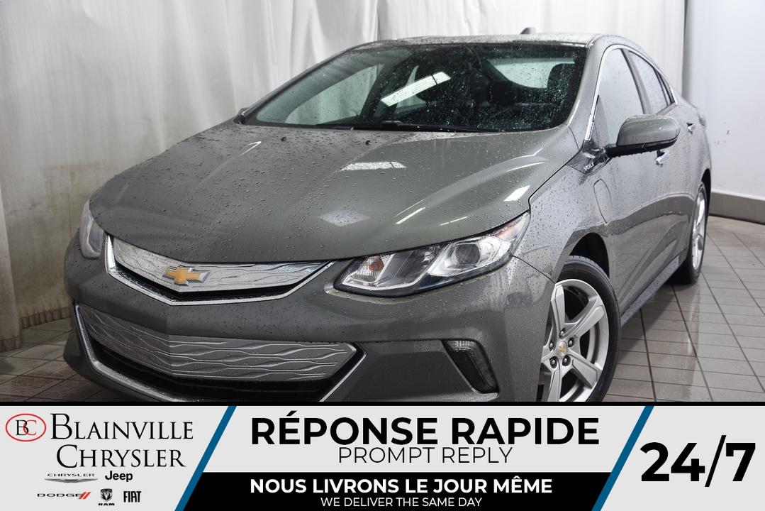 2017 Chevrolet Volt  - Desmeules Chrysler