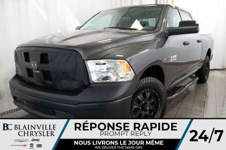 2015 Ram 1500 TRADESMAN + 3.0L V6 DIESEL + CREW CAB + MAGS for Sale  - BC-P1357  - Blainville Chrysler