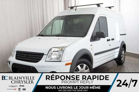 2013 Ford Transit Connect XLT + AUTO + BLUETOOTH + CLIM + SONAR RECUL for Sale  - BC-P1323  - Desmeules Chrysler