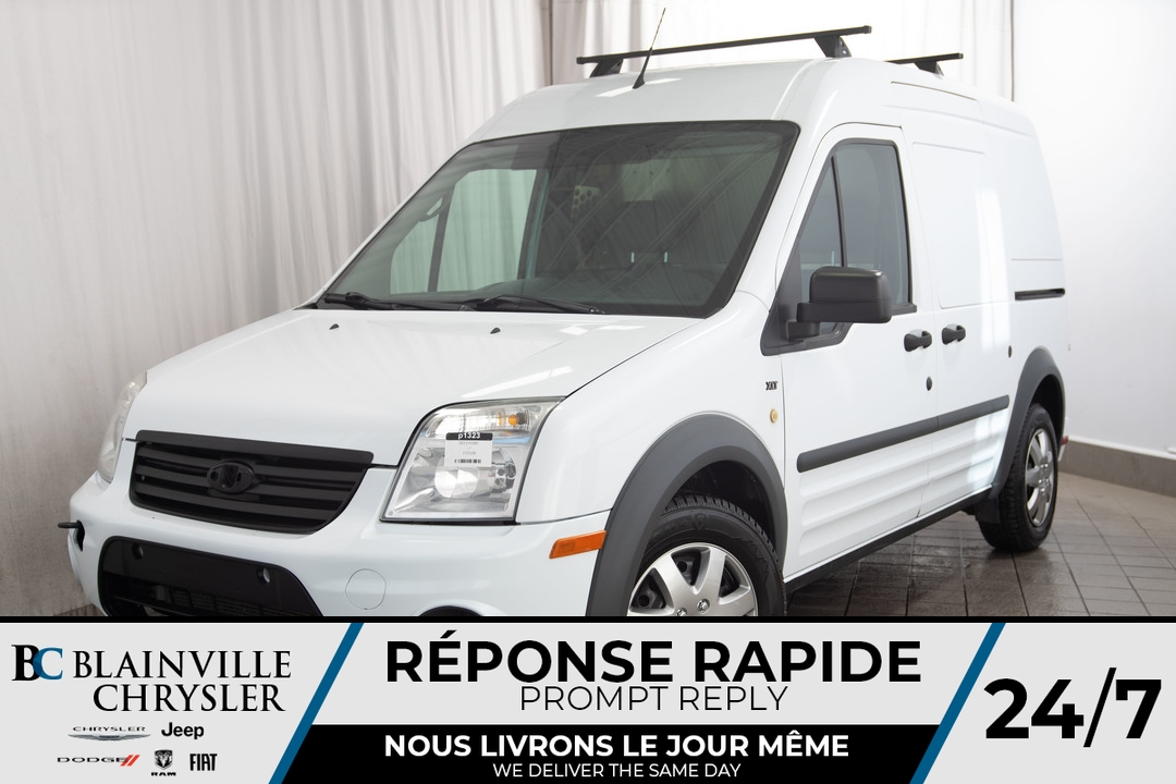 2013 Ford Transit Connect  - Desmeules Chrysler