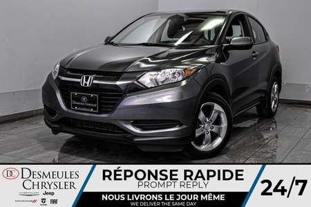 2017 Honda HR-V LX + bancs chauff + bluetooth + cam recul + a/c for Sale  - DC-D1903  - Desmeules Chrysler