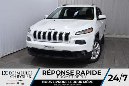 2014 Jeep Cherokee Latitude * Sièges Chauffants * Volant Chauffant for Sale  - DC-90724A  - Desmeules Chrysler