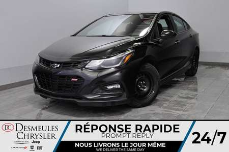 2018 Chevrolet Cruze LT Turbo + manuel + bancs chauff + bluetooth + a/c for Sale  - DC-D1918A  - Blainville Chrysler