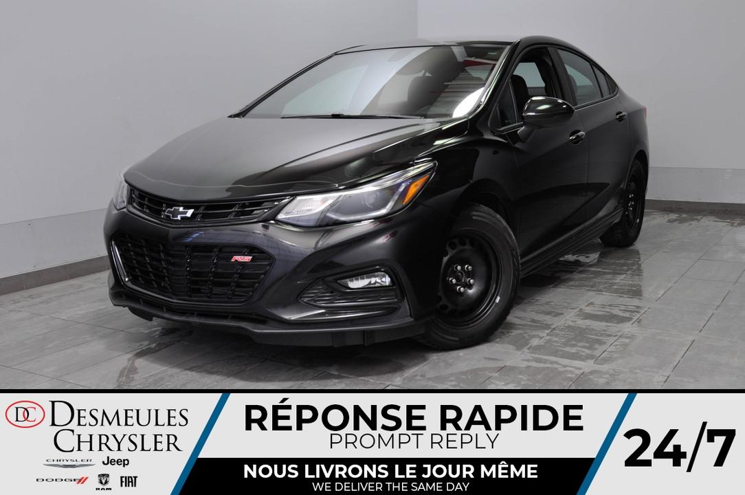 2018 Chevrolet Cruze  - Blainville Chrysler