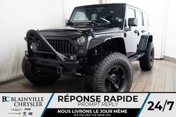 2016 Jeep Wrangler SAHARA * MAGS * 4X4 * BLUEOOTH * RADIO CB *  - BC-P1407  - Blainville Chrysler