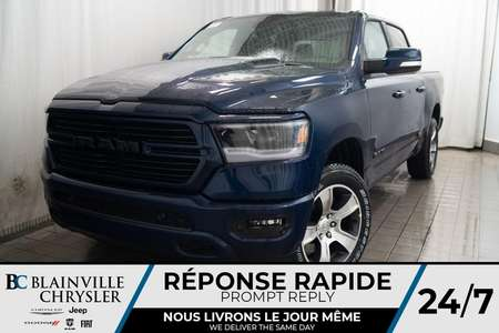 2020 Ram 1500 Sport Crew Cab for Sale  - BC-20062  - Blainville Chrysler