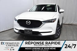 2018 Mazda CX-5 Grand Touring * Cam Rec * Sièges Chauff  - DC-M1283  - Desmeules Chrysler