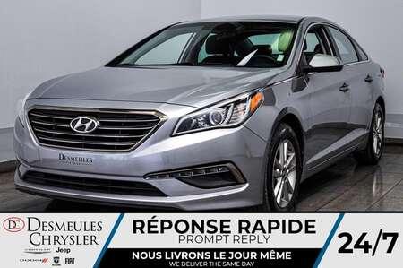 2017 Hyundai Sonata SE * Cam recul* *Siège chauff *Commande au volant* for Sale  - DC-A1618  - Desmeules Chrysler
