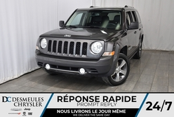 2017 Jeep Patriot High Altitude * Toit Ouvrant * Bancs Chauff * 4WD  - DC-A1089  - Desmeules Chrysler