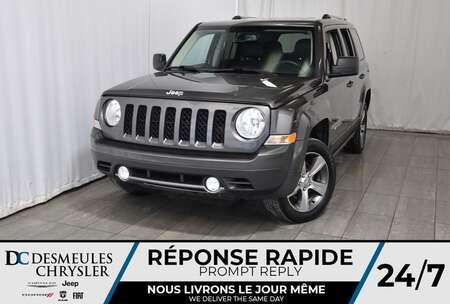 2017 Jeep Patriot High Altitude * Toit Ouvrant * Bancs Chauff * 4WD for Sale  - DC-A1089  - Desmeules Chrysler