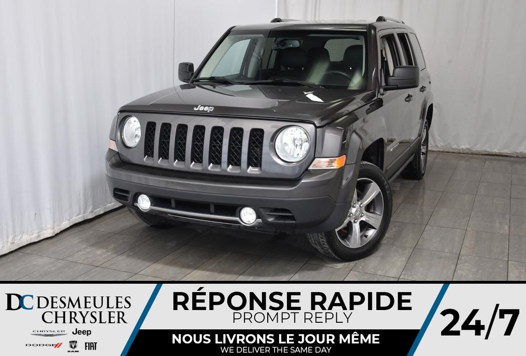 2017 Jeep Patriot  - Desmeules Chrysler