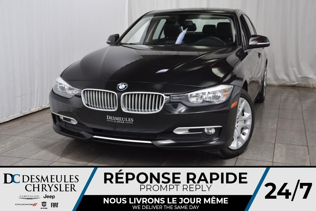 2014 BMW 3 Series  - Desmeules Chrysler