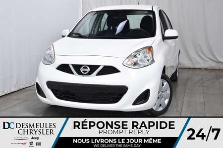 2016 Nissan Micra for Sale  - DC-M1313  - Desmeules Chrysler