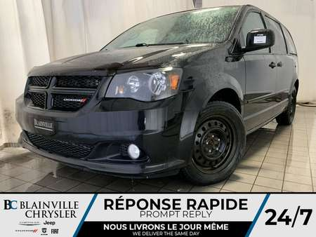2014 Dodge Grand Caravan SXT * BLACKTOP * DVD * CLIM TRI-ZONE * for Sale  - BC-P1540  - Desmeules Chrysler