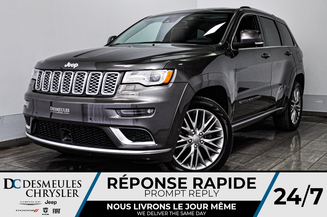 2017 Jeep Grand Cherokee  - Blainville Chrysler