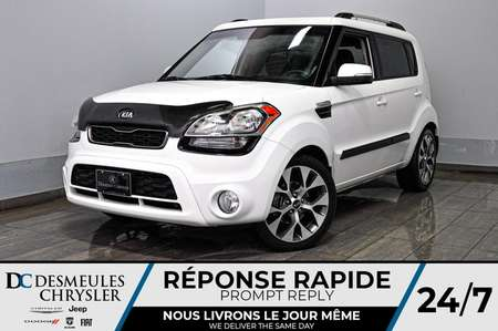 2013 Kia Soul + toit ouv + bancs chauff + bluetooth for Sale  - DC-D1747  - Desmeules Chrysler