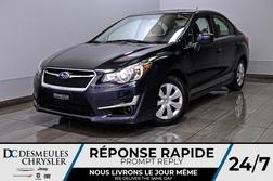 2015 Subaru Impreza Sedan 2.0i Sport Package + bluetooth + cam recul  - DC-D1748  - Blainville Chrysler