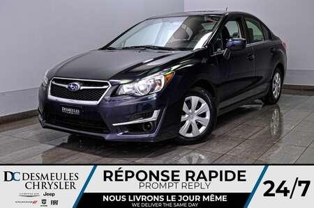2015 Subaru Impreza Sedan 2.0i  + bluetooth + cam recul for Sale  - DC-D1748  - Blainville Chrysler