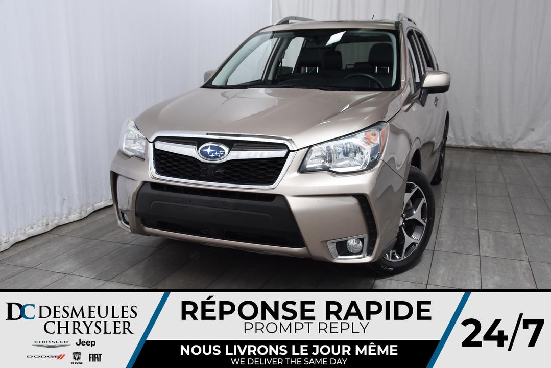 2014 Subaru Forester  - Desmeules Chrysler