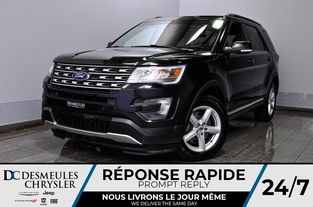 2016 Ford Explorer  - Blainville Chrysler