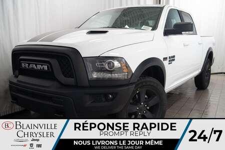 2019 Ram 1500 SLT Crew Cab for Sale  - BC-90353  - Desmeules Chrysler