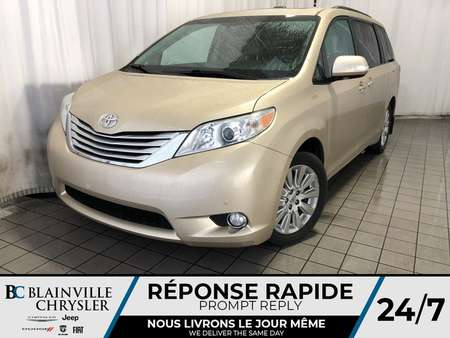 2013 Toyota Sienna XLE * MAGS *  AWD * BLUETOOTH * TOIT OUVRANT * NAV for Sale  - BC-P1430  - Blainville Chrysler