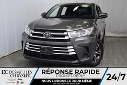 2017 Toyota Highlander LE * A/C Multi-zone * Cam de récul  * 125$/Semaine  - DC-M1301  - Desmeules Chrysler