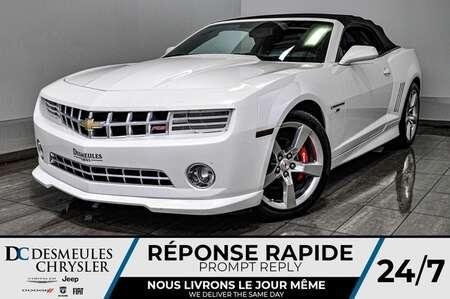 2011 Chevrolet Camaro 2LT + bancs chauff + a/c for Sale  - DC-D1689  - Desmeules Chrysler