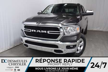 2019 Ram 1500 Big Horn Crew Cab 145$/sem for Sale  - DC-90531  - Desmeules Chrysler