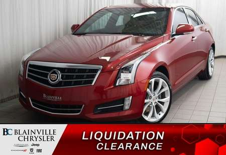 2014 Cadillac ATS PERFORMANCE AWD * MAGS * BLUETOOTH * TOIT OUVRANT for Sale  - BC-70752A  - Blainville Chrysler
