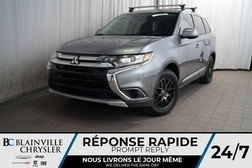 2016 Mitsubishi Outlander ES * MAGS * 4WD * BLUETOOTH * SIÈGES CHAUFF  - BC-P1397  - Desmeules Chrysler