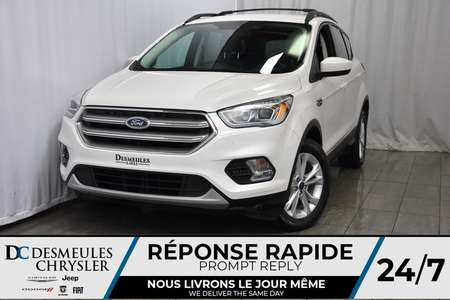 2017 Ford Escape SE * Caméra de Rec. * Assistance Stationnement for Sale  - DC-A0967  - Blainville Chrysler