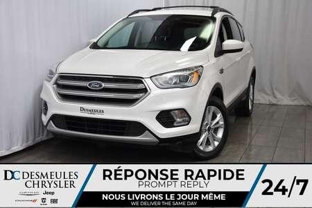 2017 Ford Escape SE * Caméra de Rec. * Assistance Stationnement for Sale  - DC-A0967  - Desmeules Chrysler