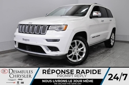 2020 Jeep Grand Cherokee Summit + BANCS CHAUFF + BLUETOOTH *157$/SEM  - DC-20075  - Desmeules Chrysler
