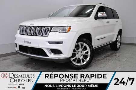 2020 Jeep Grand Cherokee Summit + BANCS CHAUFF + BLUETOOTH *157$/SEM for Sale  - DC-20075  - Blainville Chrysler