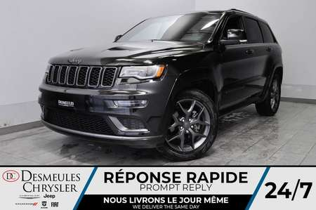 2020 Jeep Grand Cherokee Limited X + BANCS CHAUFF + UCONNECT *142$/SEM for Sale  - DC-20076  - Blainville Chrysler