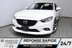 2015 Mazda Mazda6 i Grand Touring * Toit Ouvr * Cam Rec * NAV  - DC-M1237  - Desmeules Chrysler