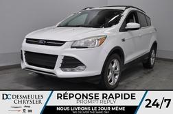 2013 Ford Escape SE + bancs chauff + a/c + bluetooth  - DC-D1751  - Desmeules Chrysler