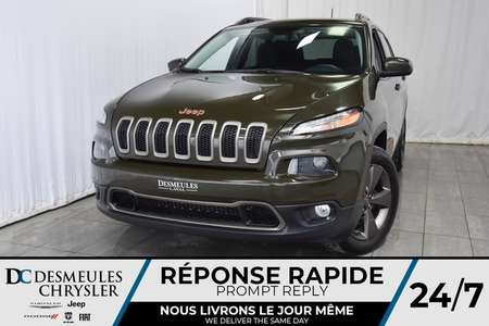 2017 Jeep Cherokee 75th Anniversary Edition * Toit Ouvr Pano for Sale  - DC-M1272  - Desmeules Chrysler