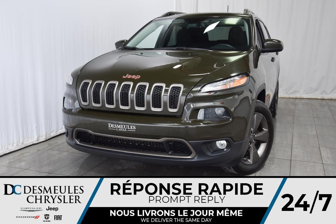 2017 Jeep Cherokee  - Desmeules Chrysler